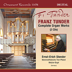 Cover 11476 Franz Tunder