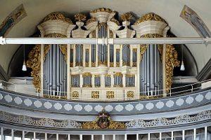 Sauer-Orgel in St. Laurentii - Foto: Wkipedia -Link zur Orgel